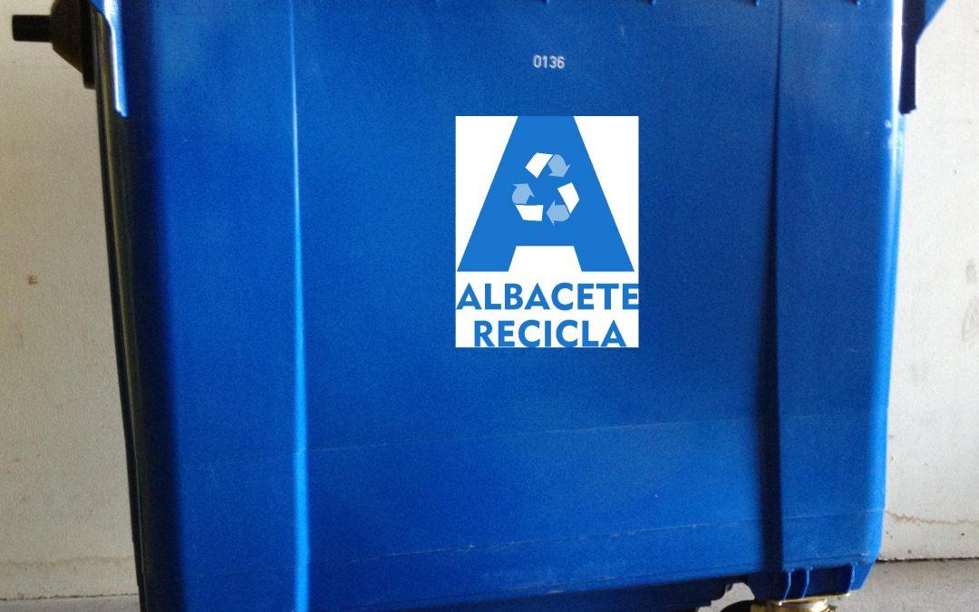 Albacete recicla r que r grupo for Oficina correos albacete