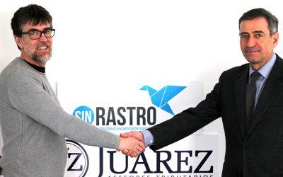 Convenio entre SINRASTRO y Juárez Asesores Tributarios
