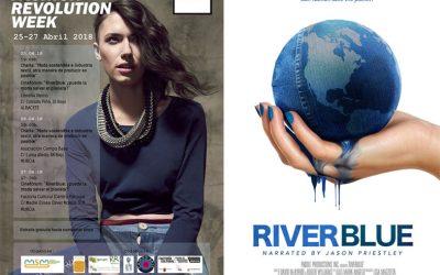 """Documental y tertulia acerca del """"Fast Fashion"""" o moda de usar y tirar y sus efectos en el planeta."""