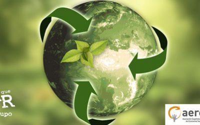 La Secretaría de Estado de Medio Ambiente firma un Convenio con AERESS para fomentar la prevención y preparación para la reutilización de residuos.